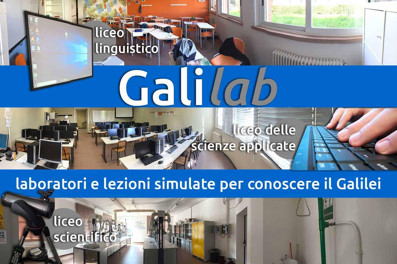 Galilab, laboratori e lezioni per conoscere il Galilei