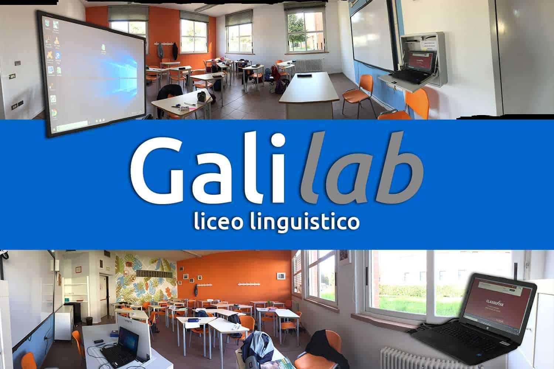 Galilab liceo linguistico