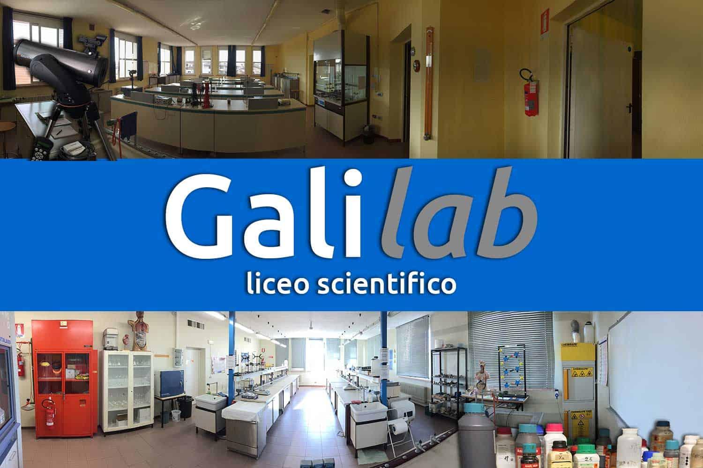 Galilab 2018, liceo scientifico