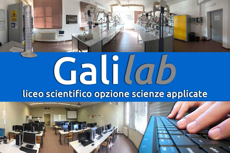 Galilab liceo delle scienze applicate